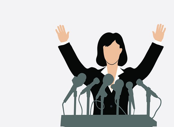 #womeninpolitics: A different measure of success: we all win when women run – @MsMagazine