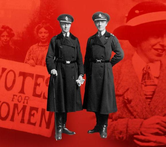 #anonymouswasawoman: British women, the vote, and the fascist movement