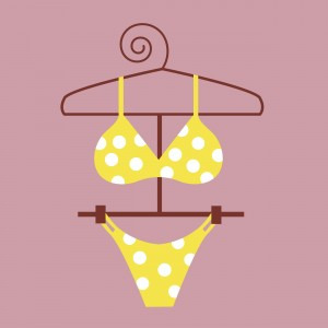 #maleficentmisogyny: Bikini Season. Sarah Kiefer on @FemReligion