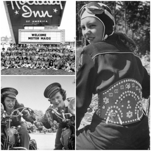 #picturethis: The oldest women's motorcycle clubs is strictly feminine and also badass – @timeline