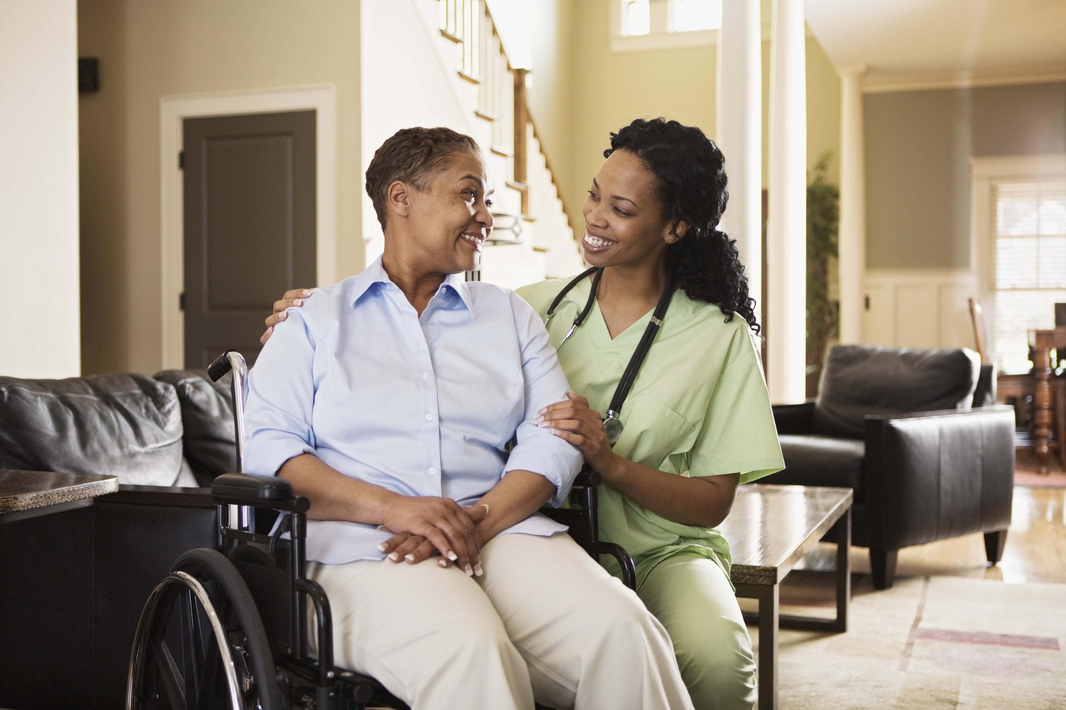 Skilled vs. Non-Skilled Caregiving
