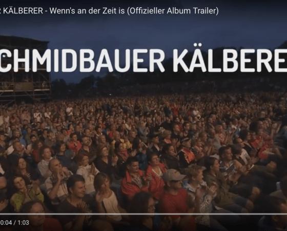 SCHMIDBAUER KÄLBERER – Wenn's an der Zeit is