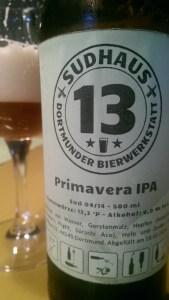 Sudhaus 13 - Primavera IPA