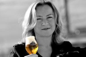 Biersommelière Sandra Ganzenmüller