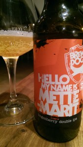 Brewdog - Hello my name is Mette Marit