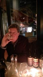 Florian Kuplent - Braumeister und Chef der Urban Chestnut Brewery