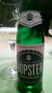 Hopster - die bayerische Hopfenlimo