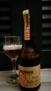 Septem - Honey Golden Ale