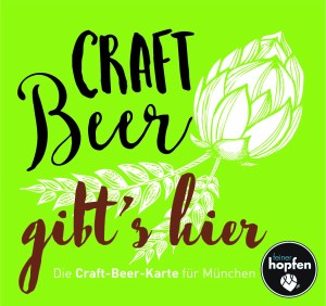 Craft-Beer-Karte