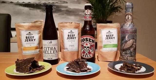Bier und BeefJerky (2)