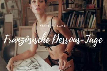Französische Dessoustage Feine Wäsche 2018