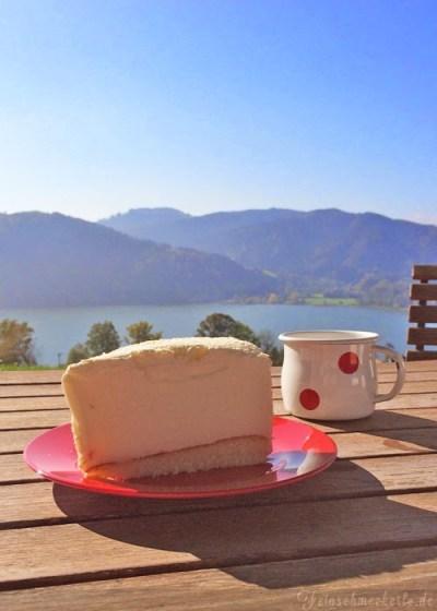 Die höchste Käsesahnetorte vom Schliersee hat einen eigenen Song