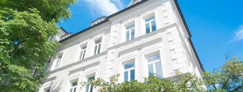 Altbau - Wohnhaus