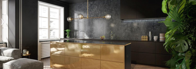 Feinwerk Immobilien Art Déco Küche