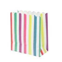 Pick'n'mix anyone? Mini rainbow treat bags, £2.49 for a pack of 12 from Candle & Cake