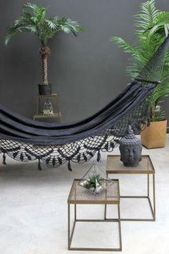 Day Birger Et Mikkelsen black hammock, £259.00 from Rockett St George
