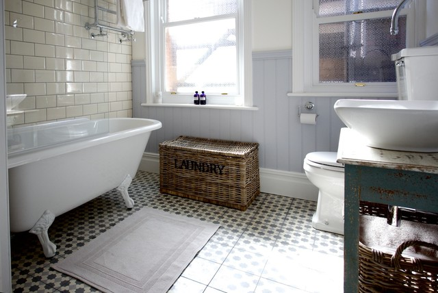 As featured on Houzz – kitchen bins and laundry baskets