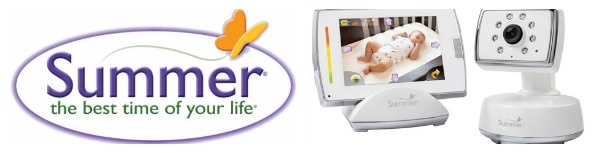 Summer Infant Baby Touch 2 Infant Monitor