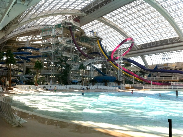 West Ed Mall Waterpark Review