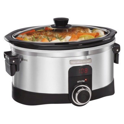 Hamilton Beach IntelliTime Slow Cooker