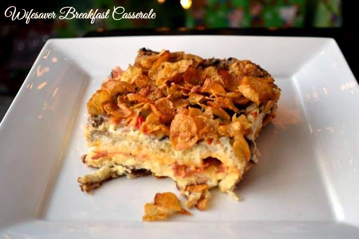 Wifesaver Breakfast Casserole