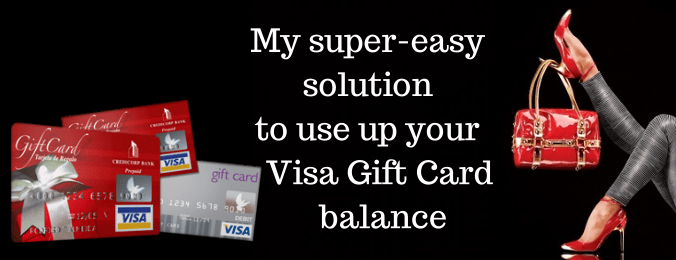How To Use Up A Visa or MasterCard GC Balance At Amazon {Updated ...