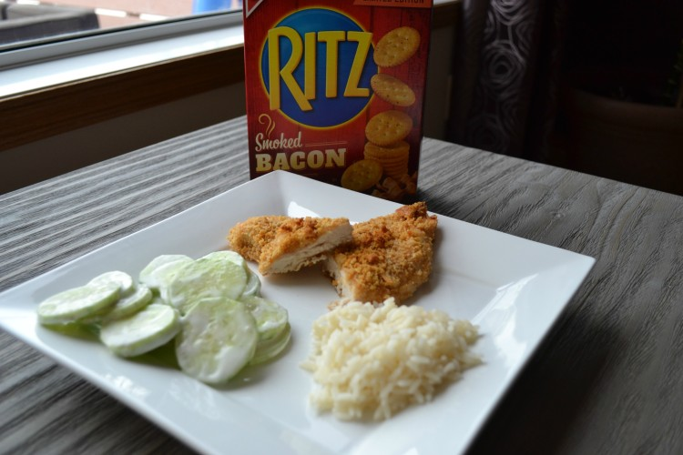 Ritz Smoked Bacon Chicken Recipe