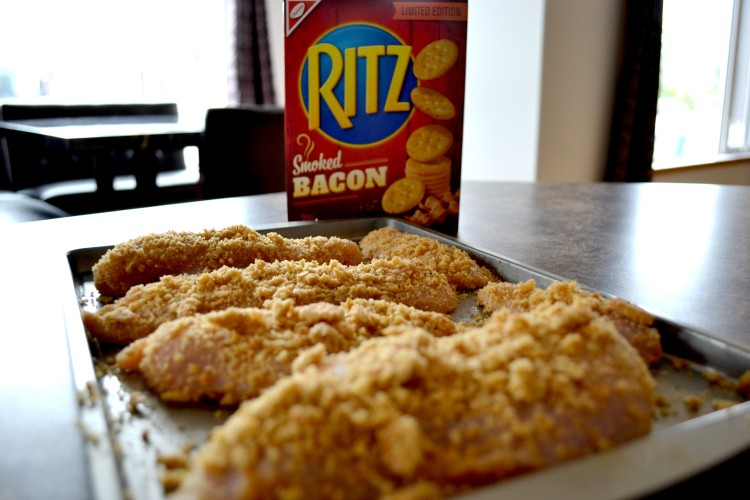 Ritz Smoked Bacon Chicken