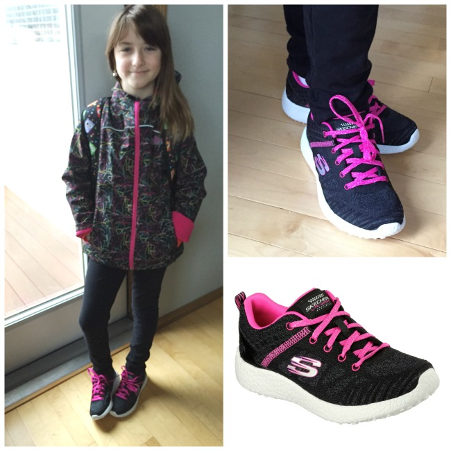 Skechers Burst for girls
