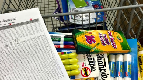 Staples back to school shopping tips