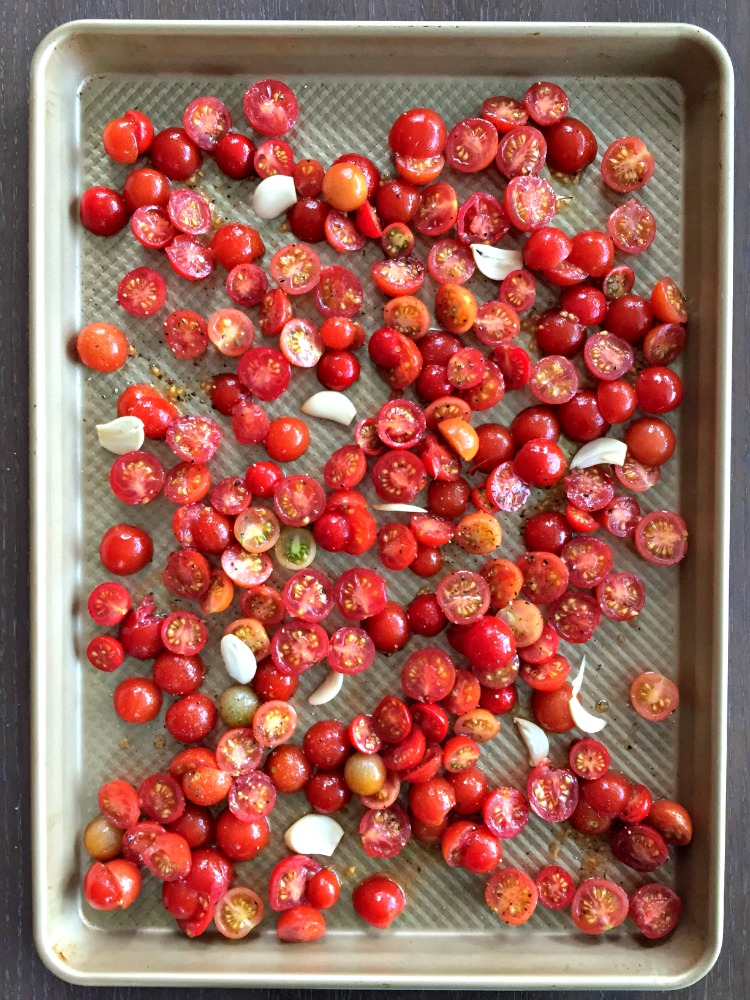 roasting cherry tomatoes