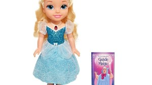 Disney Princess Magical Wand Cinderella Doll