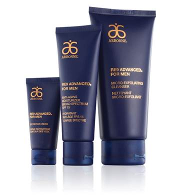 Arbonne RE9 Advanced for Men Collection – Feisty Frugal
