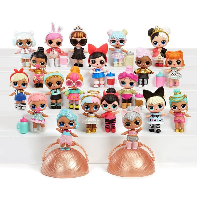 Lol Surprise Dolls At The Top Of Our List Feisty Frugal Fabulous