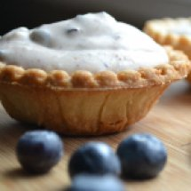 Blueberry Dream Tarts