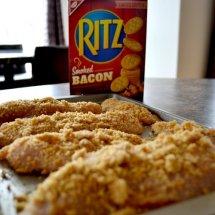 Ritz Smoked Bacon Chicken