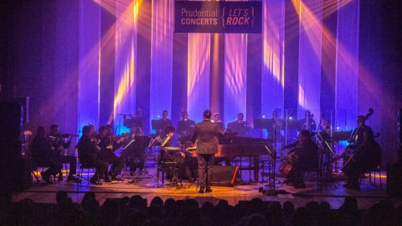 Prudential Concerts mostra que música clássica e rock'n roll dão match perfeito