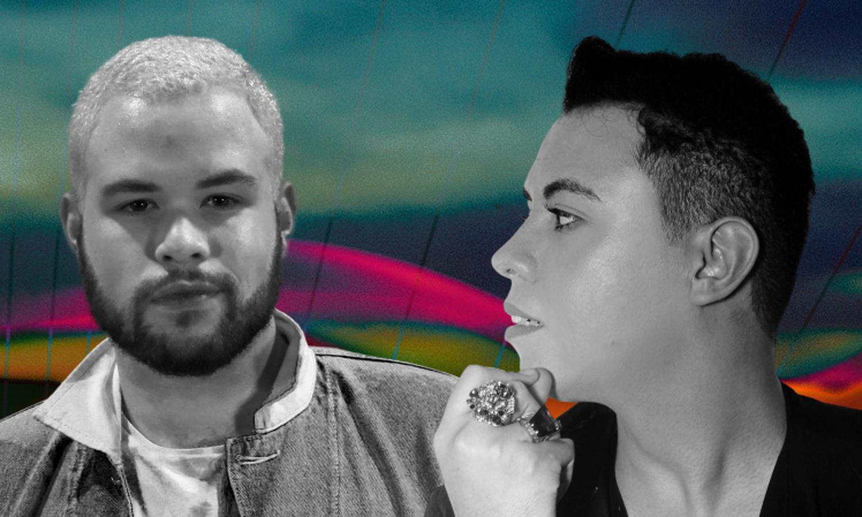 "Marc Yann e Mazheo lançam single eletrônico ""Vem Me Amar"""
