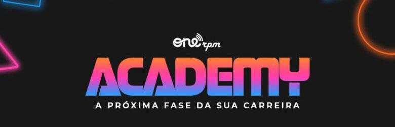 Nos dias 27 E 28, acontecerá a 1 edição do 'ONErpm Academy'