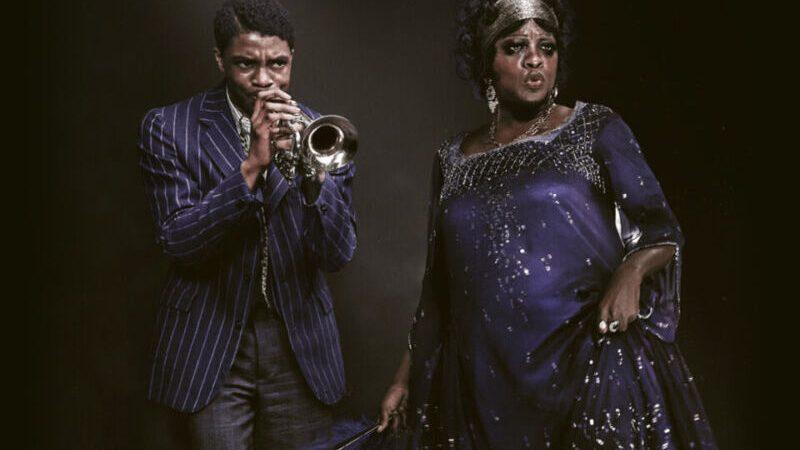 """Viola e Chadwick brilham em """"A Voz Suprema do Blues"""""""