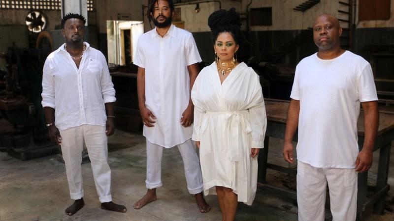 Grupo Awurê celebra três anos e lança primeiro EP