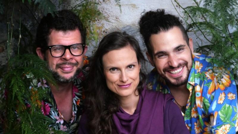 """Os Alacantos lança EP """"De Dentro da Solidão"""" com Leandro Tavares"""