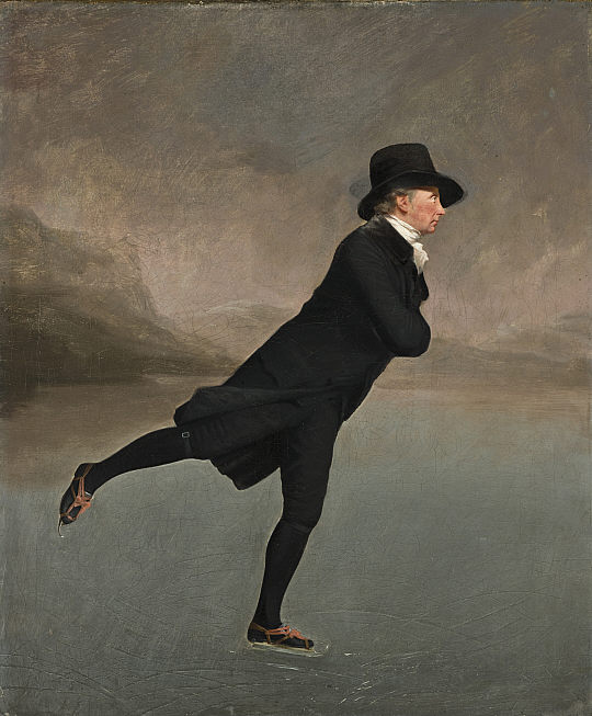 The Skating Minister, Henry Raeburn