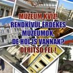 múzeumi kvíz