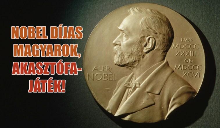 nobel díjas magyarok