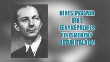 híres magyar írók