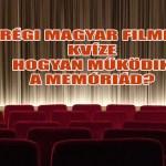 régi magyar filmek
