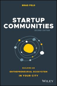 Startup Communities Second Edition