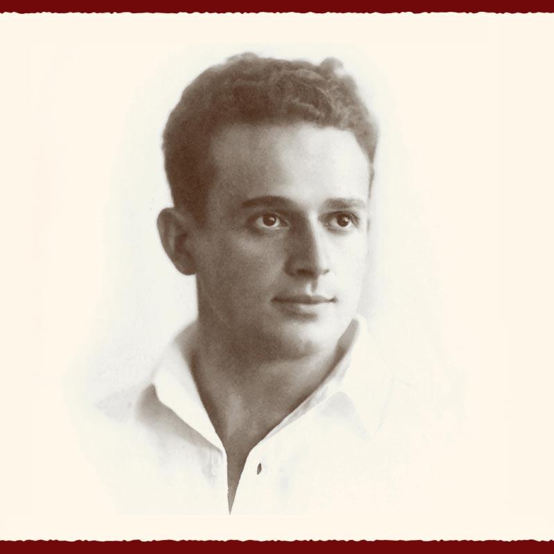 Portrait of Moshe Feldenkrais