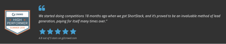 ShortStack 2